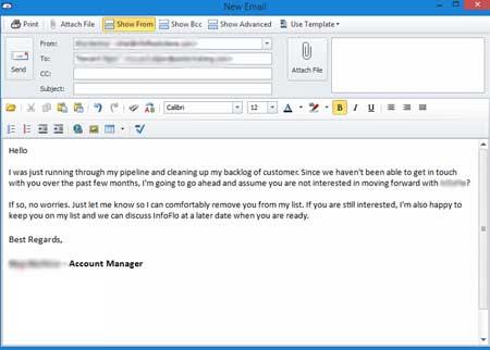 infoflocrm_email_details_screenshot